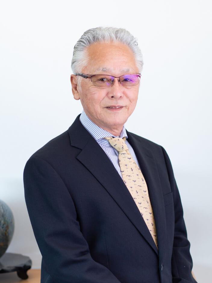 代表取締役会長 那須 衞