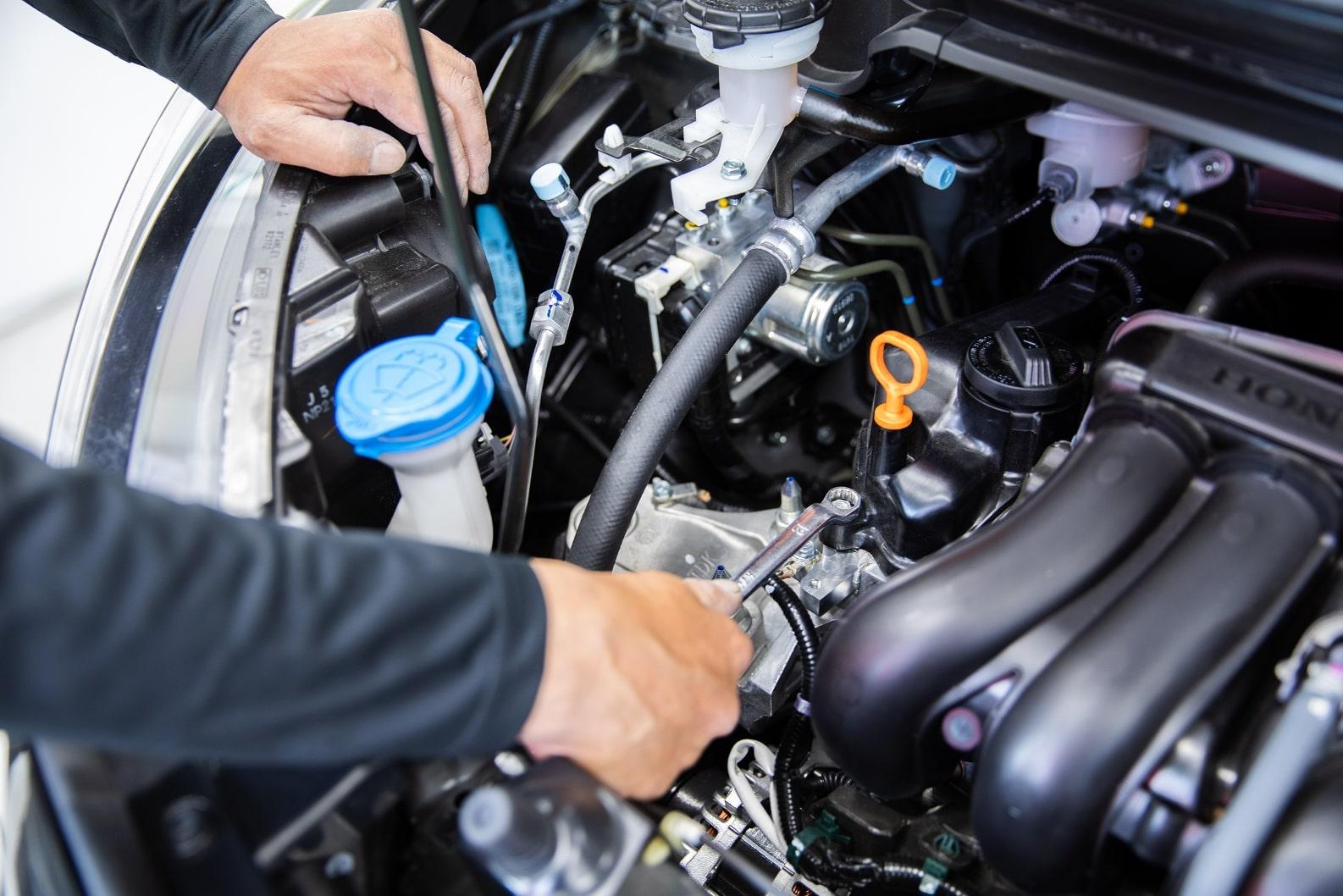 信頼されるパートナーとして、豊かで安心な車社会を創造します。
