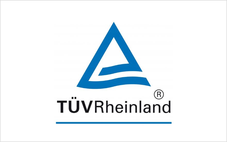 TÜV Rheinlandのロゴマーク